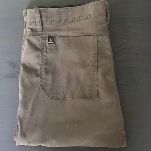 PrAna Stretch Zion pants